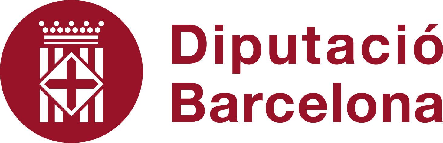 Logo diputación de Barcelona
